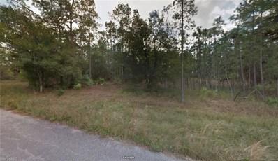 3702 9th ST, Lehigh Acres, FL 33972 - MLS#: 218039809