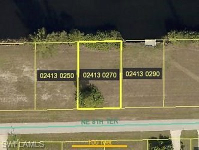 121 8th TER, Cape Coral, FL 33909 - MLS#: 218039883