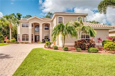 12446 Pebble Stone CT, Fort Myers, FL 33913 - MLS#: 218039967