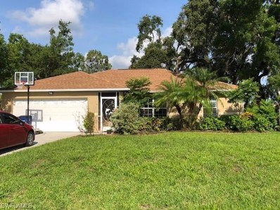 719 Rue Labeau CIR, Fort Myers, FL 33913 - MLS#: 218040081