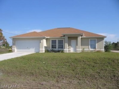2700 40th W ST, Lehigh Acres, FL 33971 - MLS#: 218040247