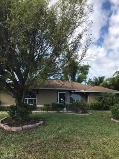 328 26th ST, Cape Coral, FL 33904 - MLS#: 218040281