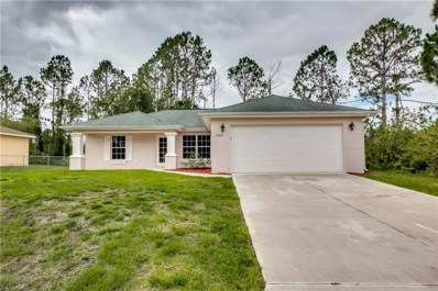 2523 40th W ST, Lehigh Acres, FL 33971 - MLS#: 218040368