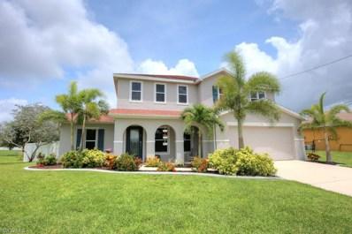 525 18th PL, Cape Coral, FL 33993 - MLS#: 218040375
