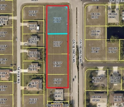 Skyline BLVD, Cape Coral, FL 33914 - MLS#: 218040397