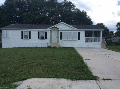 2490 Brownell CT, North Fort Myers, FL 33917 - MLS#: 218040416