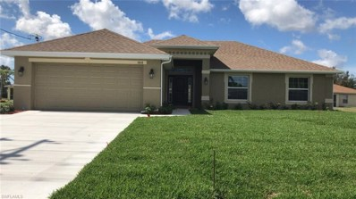 1942 Redmont AVE, Lehigh Acres, FL 33972 - MLS#: 218040438
