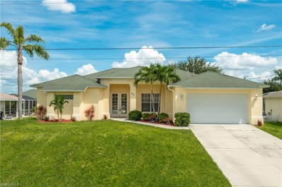 1721 10th AVE, Cape Coral, FL 33991 - #: 218040540