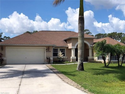 6720 Eagle Tree E CT, North Fort Myers, FL 33917 - MLS#: 218040615