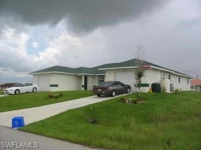 1223 15th LN, Cape Coral, FL 33909 - MLS#: 218040640