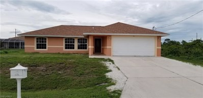 741 Alamo E ST, Lehigh Acres, FL 33974 - MLS#: 218040723