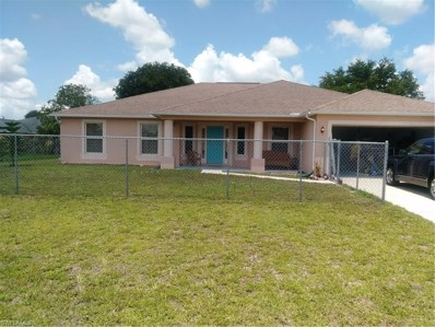 304 Chaucer AVE, Lehigh Acres, FL 33936 - MLS#: 218040753