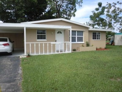 1107 Navajo AVE, Lehigh Acres, FL 33936 - MLS#: 218040768