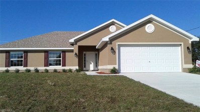 1946 Redmont AVE, Lehigh Acres, FL 33972 - MLS#: 218040776
