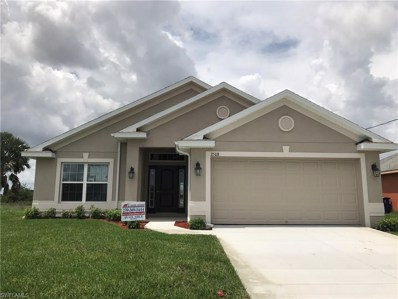 1944 Redmont AVE, Lehigh Acres, FL 33972 - MLS#: 218040803