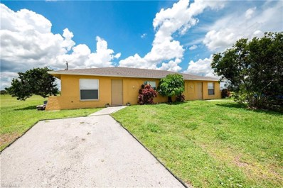 8th TER, Cape Coral, FL 33909 - MLS#: 218040898