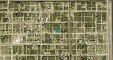 3208 34th Sw ST, Lehigh Acres, FL 33976 - MLS#: 218040958