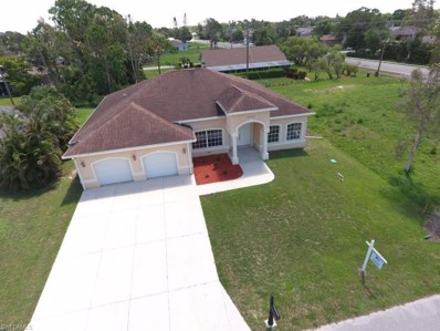 18481 Narcissus RD, Fort Myers, FL 33967 - MLS#: 218041055
