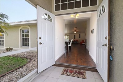 216 25th TER, Cape Coral, FL 33904 - MLS#: 218041148