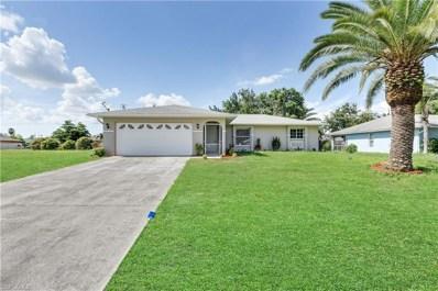 161 Kamal PKY, Cape Coral, FL 33904 - MLS#: 218041196