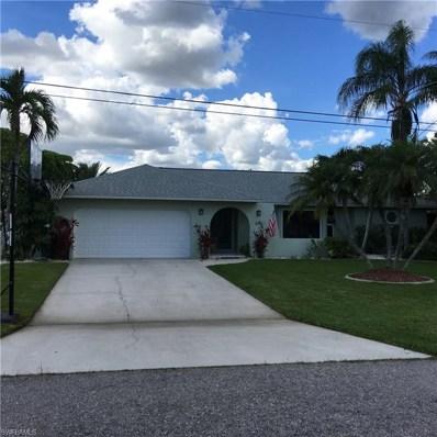 501 52nd ST, Cape Coral, FL 33914 - MLS#: 218041210