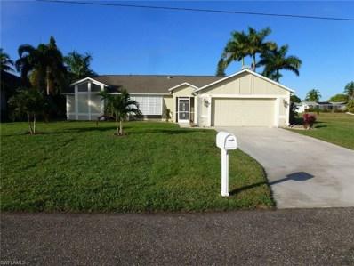 2526 23rd PL, Cape Coral, FL 33904 - MLS#: 218041272