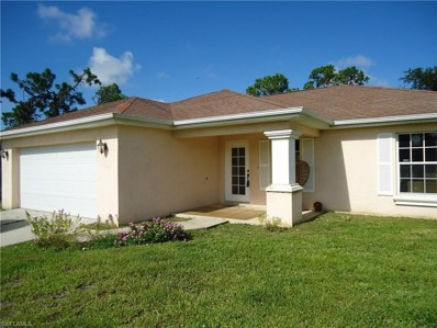 504 Herrin S AVE, Lehigh Acres, FL 33974 - MLS#: 218041305