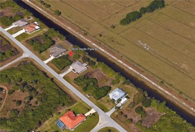3830 Hyde Park DR, Fort Myers, FL 33905 - MLS#: 218041315