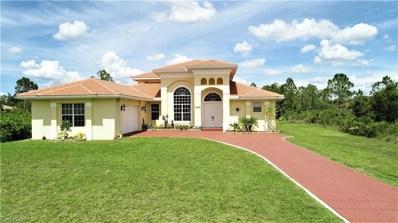 1004 McKinley AVE, Lehigh Acres, FL 33972 - MLS#: 218041416