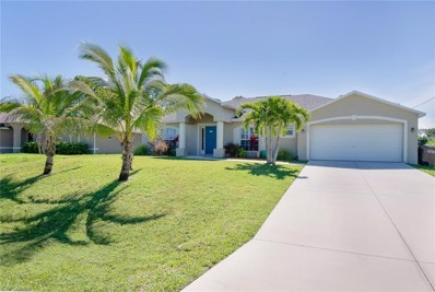 3605 17th PL, Cape Coral, FL 33909 - MLS#: 218041504