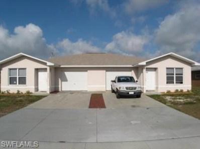 2920 Santa Barbara BLVD, Cape Coral, FL 33914 - MLS#: 218041706