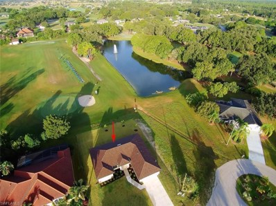 1550 26th PL, Cape Coral, FL 33993 - MLS#: 218041827