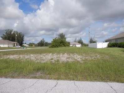 1806 2nd AVE, Cape Coral, FL 33909 - MLS#: 218041988