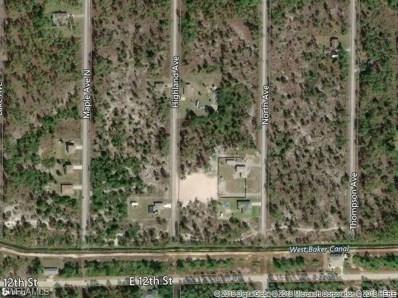 1210 Highland AVE, Lehigh Acres, FL 33972 - MLS#: 218042038