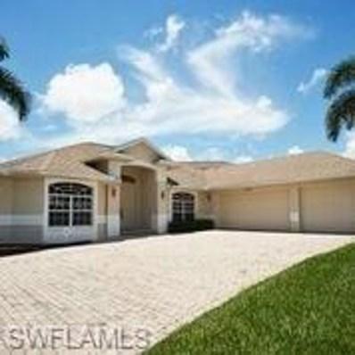 3503 29th AVE, Cape Coral, FL 33914 - MLS#: 218042125