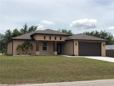 409 Xelda N AVE, Lehigh Acres, FL 33971 - MLS#: 218042127