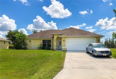3755 16th AVE, Cape Coral, FL 33909 - MLS#: 218042200