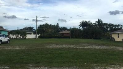 506 4th ST, Cape Coral, FL 33991 - MLS#: 218042361