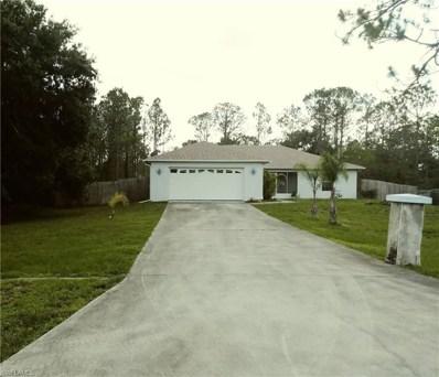 921 Wellington AVE, Lehigh Acres, FL 33972 - MLS#: 218042395
