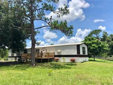 420 N Romero ST, Clewiston, FL 33440 - MLS#: 218042421