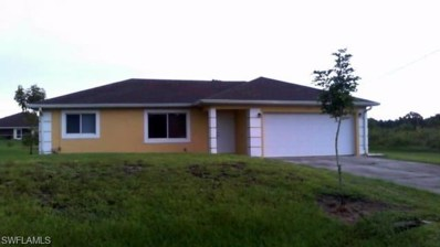 1147 Edgewood E ST, Lehigh Acres, FL 33974 - MLS#: 218042425
