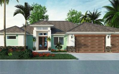 3415 15th PL, Cape Coral, FL 33914 - #: 218042490