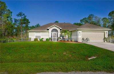 917 Grant AVE, Lehigh Acres, FL 33972 - MLS#: 218042565