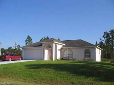 1155 Dutchess E ST, Lehigh Acres, FL 33974 - MLS#: 218042637