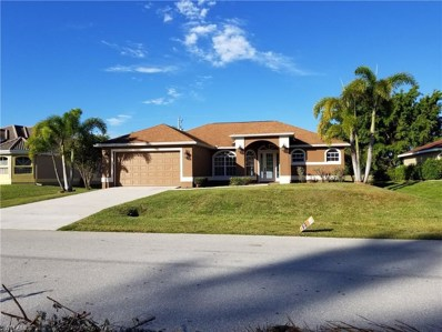 3422 15th PL, Cape Coral, FL 33914 - MLS#: 218042660