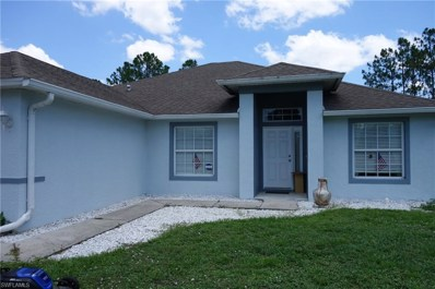 3406 51st W ST, Lehigh Acres, FL 33971 - MLS#: 218042667
