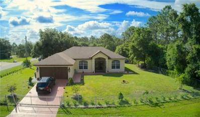 2901 Harry S AVE, Lehigh Acres, FL 33973 - MLS#: 218042702