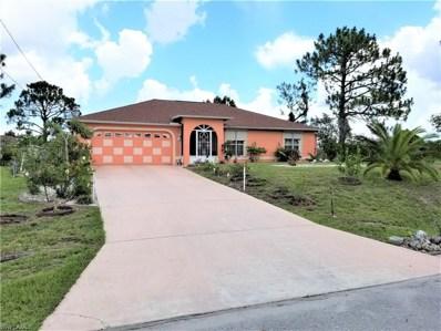 3302 12th W ST, Lehigh Acres, FL 33971 - MLS#: 218042766