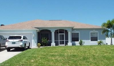 604 18th AVE, Cape Coral, FL 33993 - MLS#: 218042839