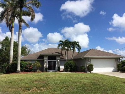 1003 18th TER, Cape Coral, FL 33991 - #: 218042891